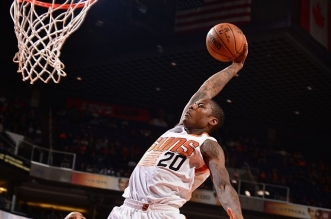 Archie Goodwin dunk