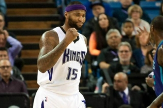 DeMarcus Cousins Kings Sacramento