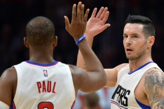 JJ Redick et Chris Paul