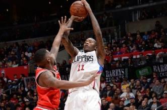 Jamal Crawford Clippers Bulls