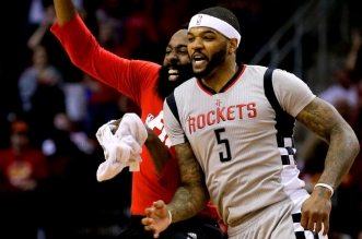 James Harden et Josh Smith