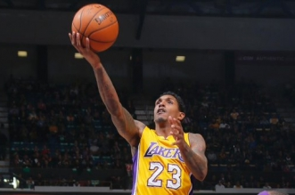 Lou Williams lakers