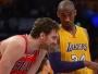 Pau Gasol et Kobe Bryant
