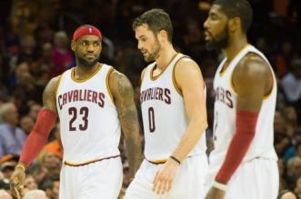 cavaliers big three