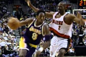 Le Top 10 de Kobe Bryant à Portland