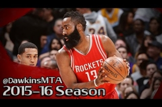 Les highlights de James Harden face aux Lakers: 31 points et 5 passes