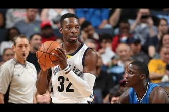 Les highlights de Jeff Green face au Magic: 30 points et 8 rebonds