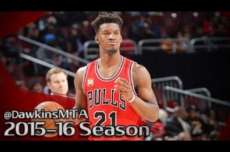 Les highlights de Jimmy Butler face aux Sixers: 53 points, 10 rebonds et 6 passes