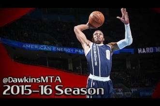 Les highlights de Russell Westbrook (36 pts, 12 asts) et Kevin Durant (23 pts)