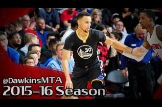 Les highlights de Stephen Curry face aux Pistons: 38 points et 5 passes