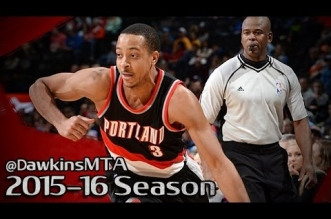Les highlights du duel CJ McCollum (25 pts) – Danilo Gallinari (29 pts)