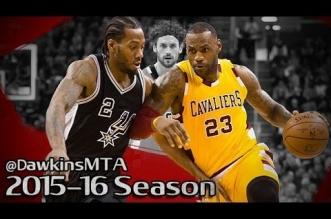 Les highlights du duel LeBron James (29 pts) – Kawhi Leonard (24 pts)
