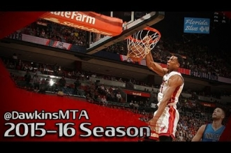 Les highlights du duo Hassan Whiteside (25 pts, 19 rbds) – Gerald Green (19 pts)
