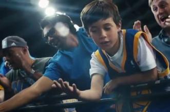 L'excellente dernière pub NBA:«Hands»