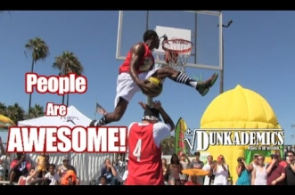 Mix: People Are Awesome – Slam Dunk Edition