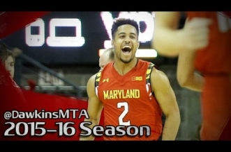 NCAA: les highlights de Melo Trimble (21 pts et un énorme game winner) et Buddy Hield (31 pts)