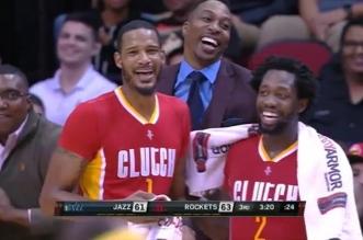 Shaqtin'A Fool: les Rockets mort de rire après le gros fail de Jason Terry