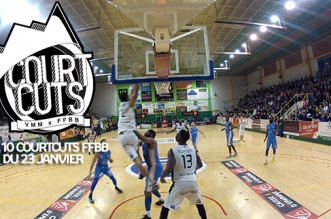 Top 10 CourtCuts: game winner et gros poster !