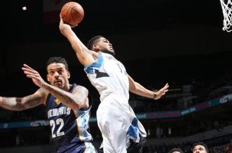 Top 10 NBA: Goodwin clutch; Towns décolle; Davis et Cousins avec autorité