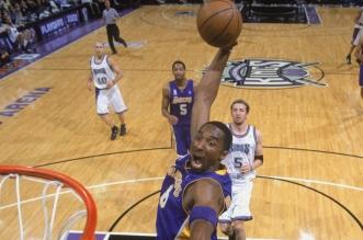 Vidéo: le meilleur de Kobe Bryant à Sacramento