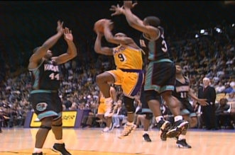 Vintage: Nick Van Exel's Ultimate Mixtape