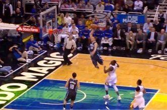 Aaron Gordon dunk
