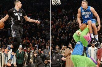 Concours de dunks