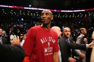 Kobe Bryant All Star Game