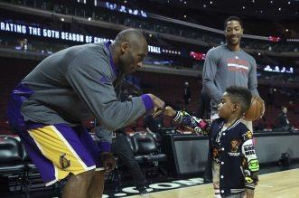 Kobe Bryant et PJ Rose
