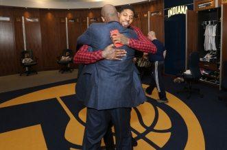 Kobe Bryant et Paul George