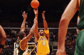Kobe Bryant sonics