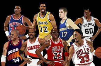 NBA LEGENDS