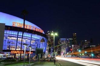 Staples Center Los Angeles