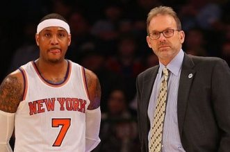 carmelo anthony kurt rambis