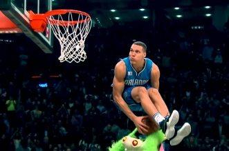 Le superbe mix du jour:NBA All Star Mash Up
