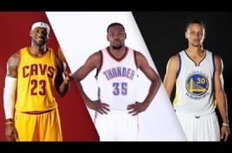 lebron james kevin durant stephen curry