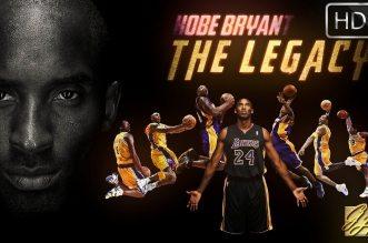 L'énorme mix (film) du jour: Kobe Bryant – The Legacy