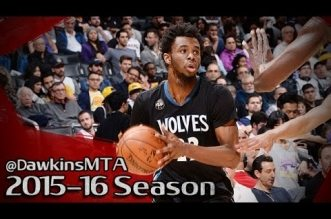 Les highlights d'Andrew Wiggins face aux Lakers: 30 points