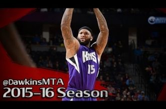 Les highlights de DeMarcus Cousins face aux Nuggets: 39 points