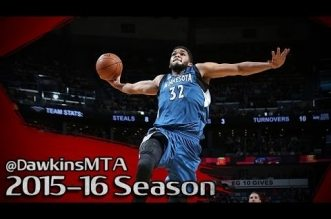Les highlights de Karl-Anthony Towns (30 pts, 15 rbds) et du duo Gordon – Anderson (62 pts)