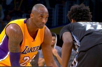 Les highlights de Kobe Bryant face aux Wolves: 38 points dont 7 tirs à trois points