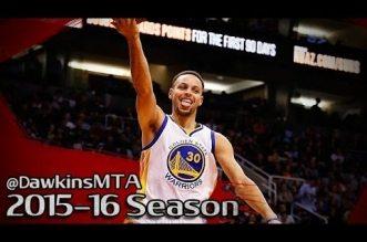 Les highlights de Stephen Curry: 26 points, 9 rebonds et 9 passes
