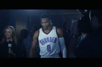 Russell Westbrook star de la nouvelle pub pour la Jordan XXX