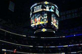 Vidéo: l'accueil de Chicago pour la dernière de Kobe Bryant