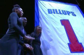 Vidéo: les Pistons retirent le maillot de Chauncey Billups