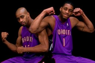 vince carter tracy mcgrady