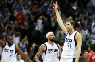 Dirk Nowitzki mavericks