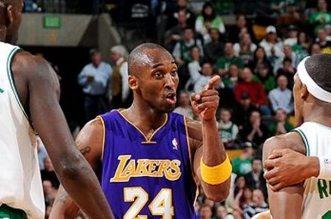 Kobe bryant et Rajon Rondo