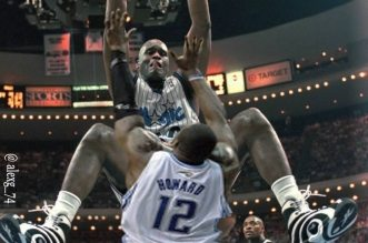 Shaq et Dwight Howard