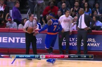 La technique la plus curieuse de la saison pour les Clippers ?